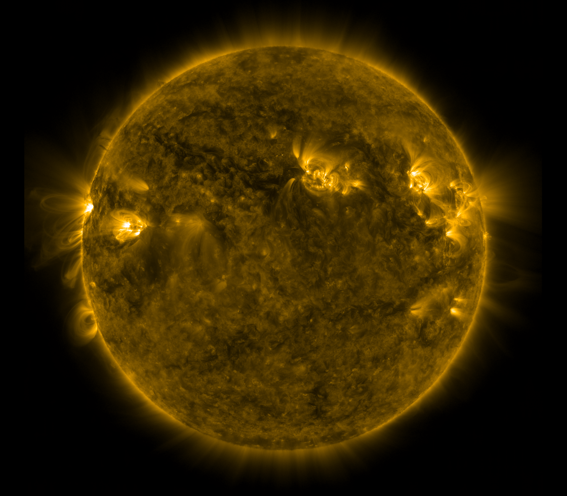 Solar Dynamics Observatory 2016-05-04T13:30:44Z