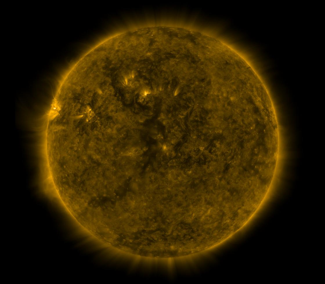 Solar Dynamics Observatory 2017-03-24T10:12:45Z