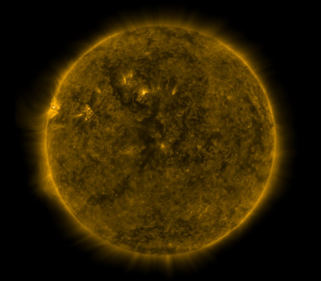 Solar Dynamics Observatory 2017-03-24T10:13:26Z