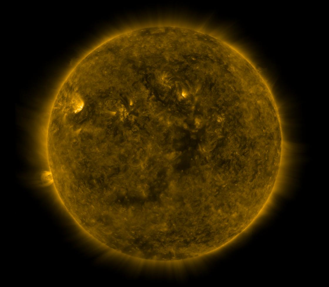 Solar Dynamics Observatory 2017-03-25T19:43:46Z