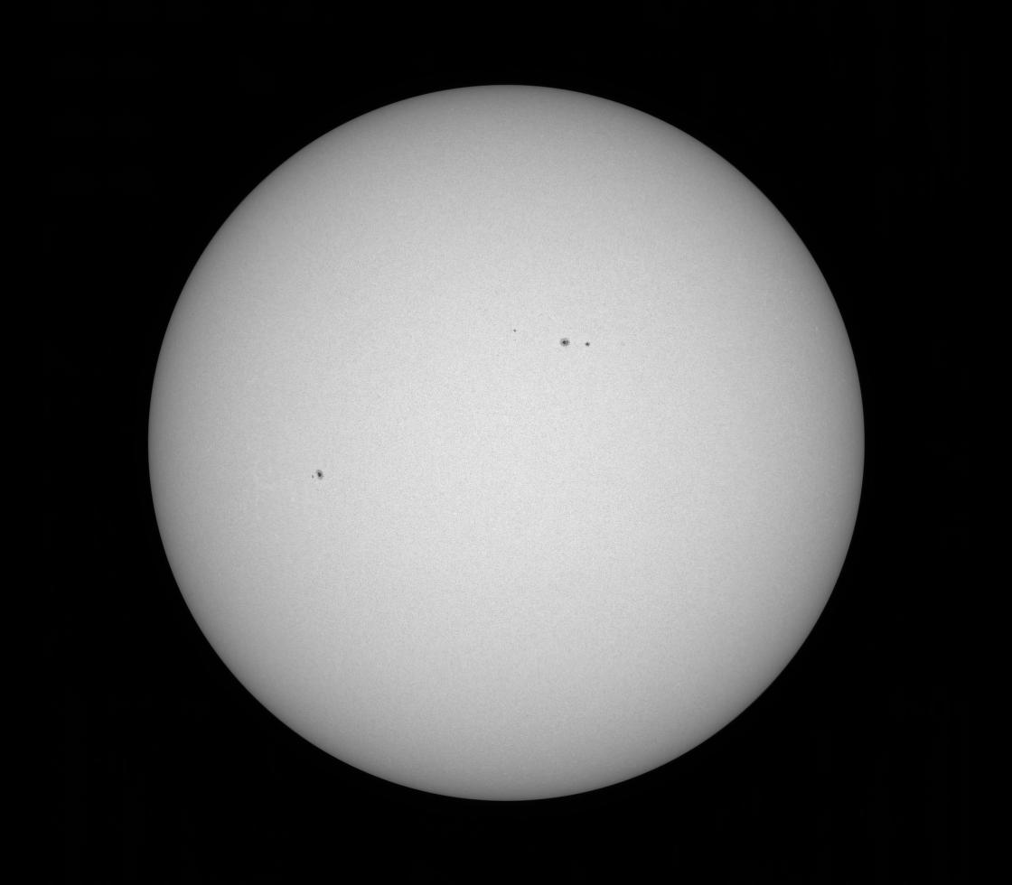 Solar Dynamics Observatory 2017-04-25T04:38:40Z
