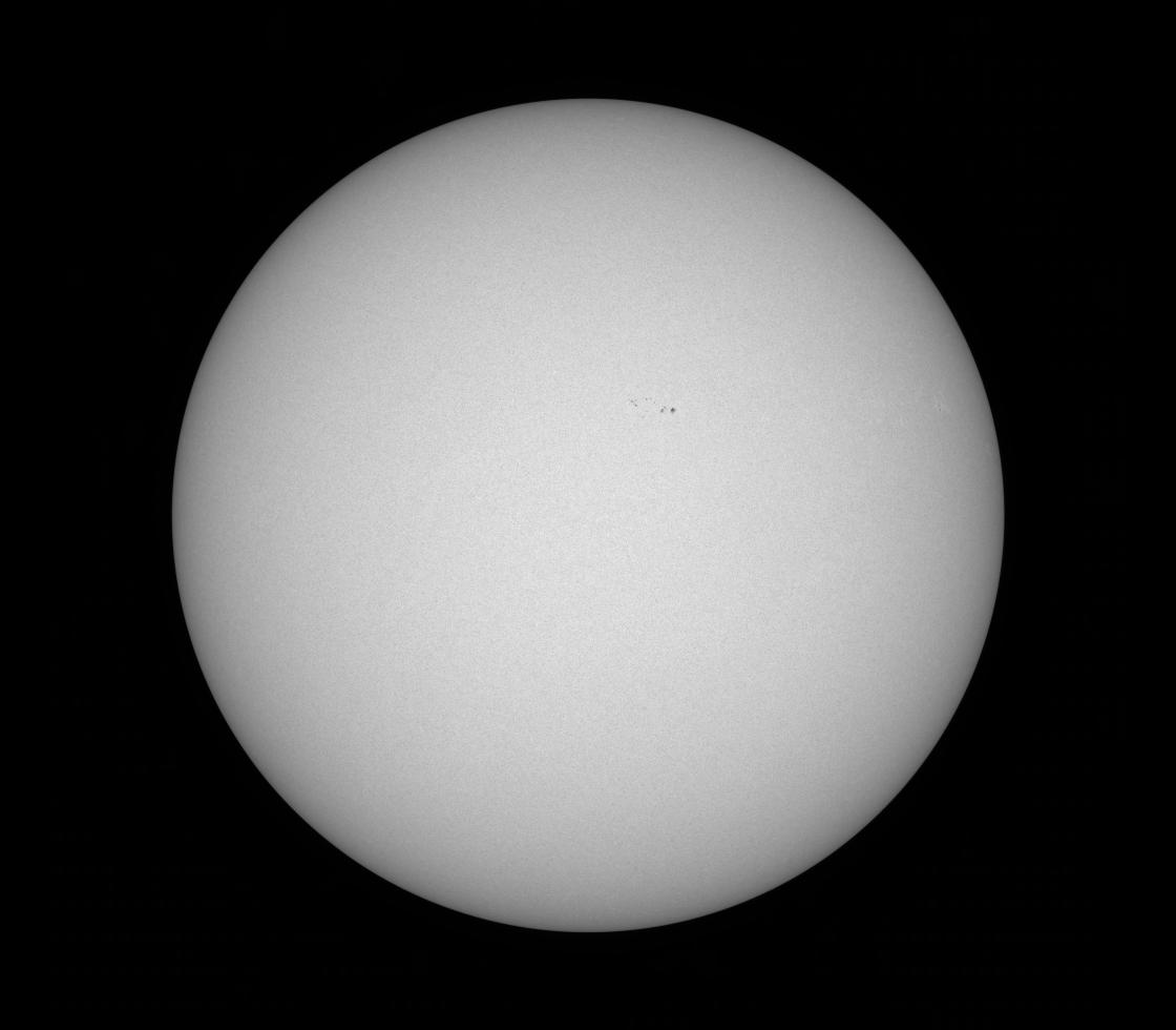 Solar Dynamics Observatory 2017-05-24T09:38:29Z