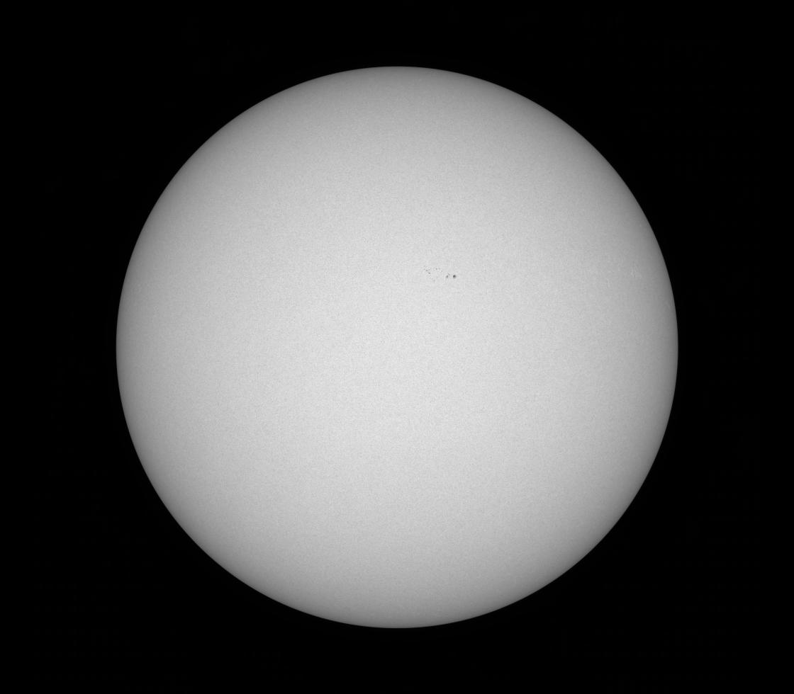 Solar Dynamics Observatory 2017-05-24T09:40:31Z