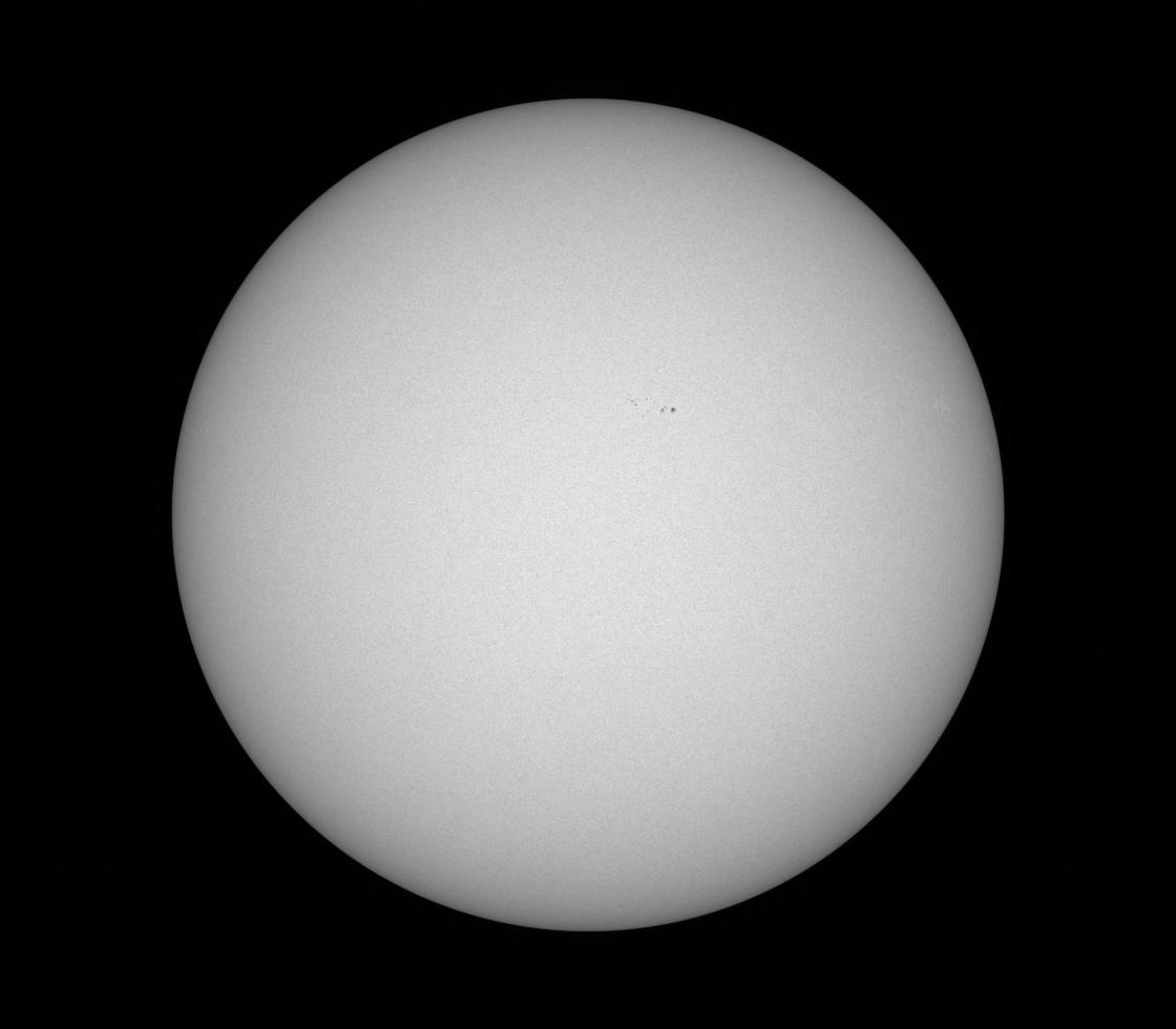 Solar Dynamics Observatory 2017-05-24T09:41:37Z