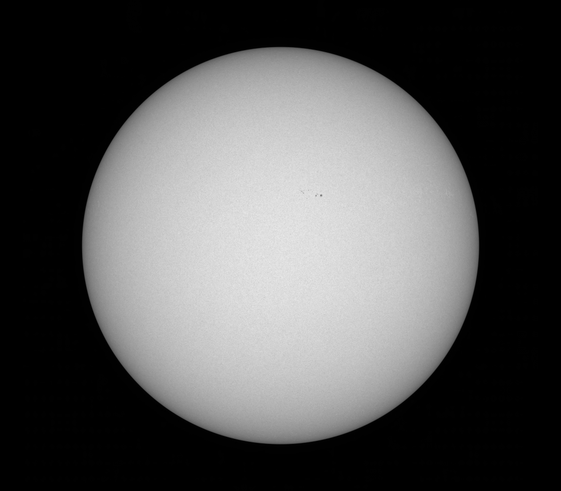 Solar Dynamics Observatory 2017-05-24T09:43:49Z