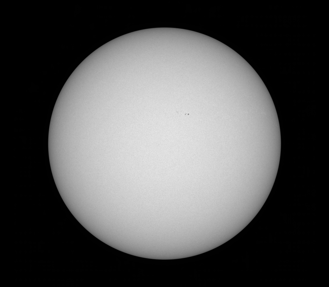 Solar Dynamics Observatory 2017-05-24T09:46:08Z