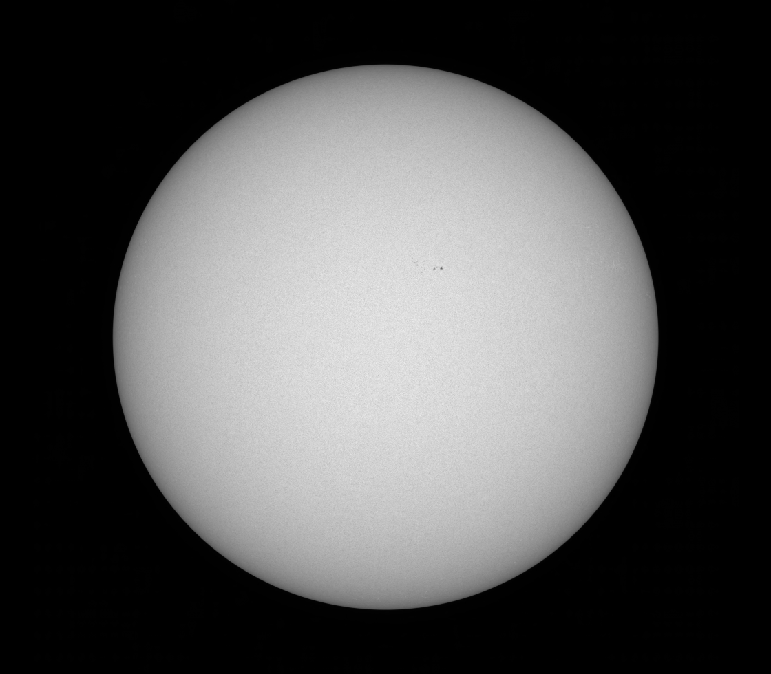 Solar Dynamics Observatory 2017-05-24T09:47:26Z