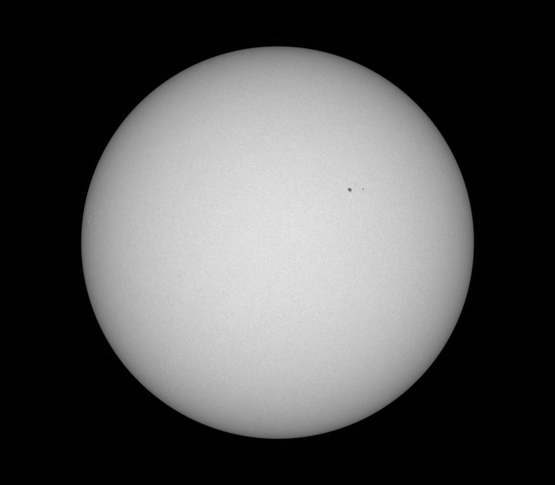 Solar Dynamics Observatory 2017-06-28T10:42:49Z