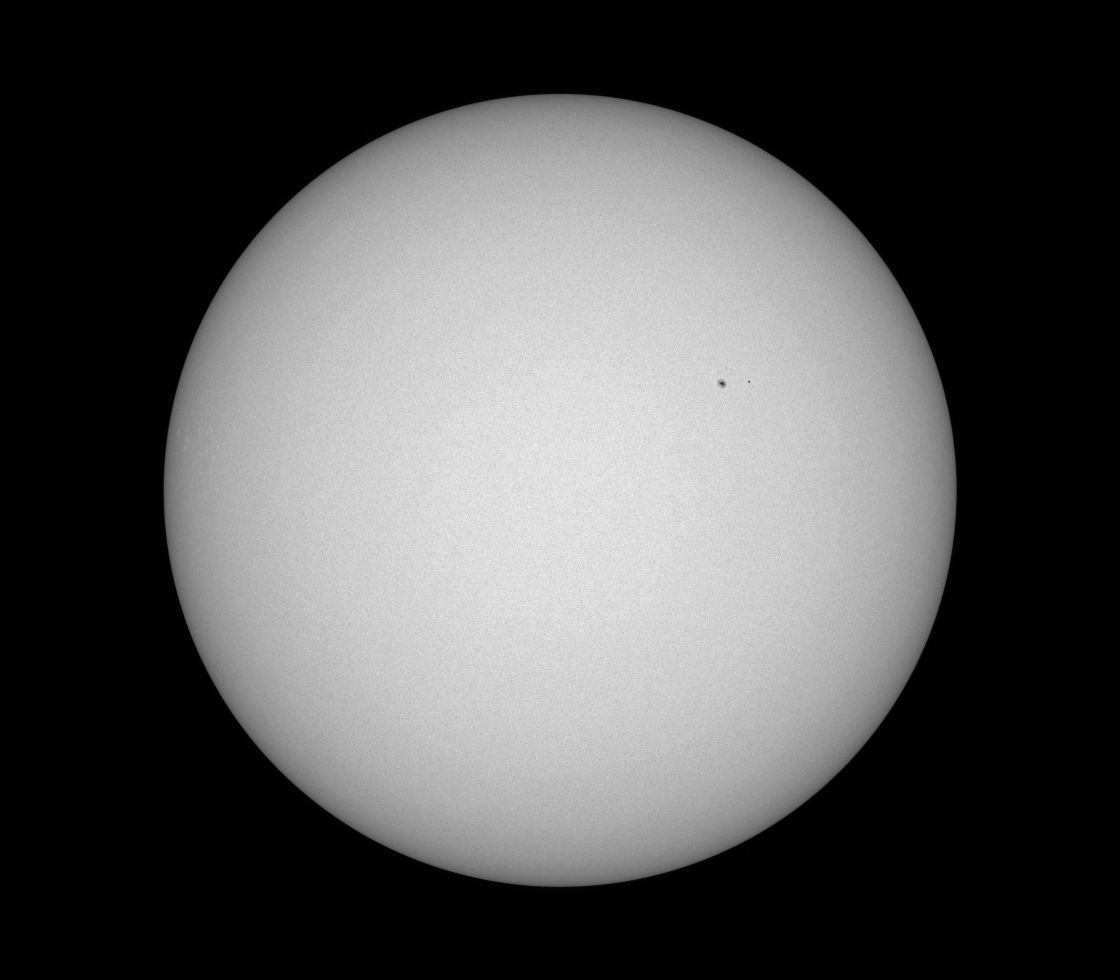 Solar Dynamics Observatory 2017-06-28T15:36:35Z
