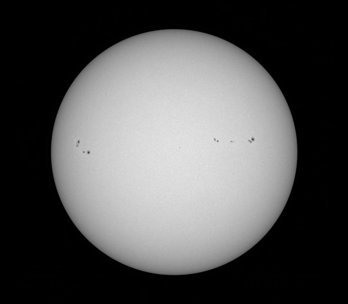 Solar Dynamics Observatory 2017-08-22T22:38:50Z