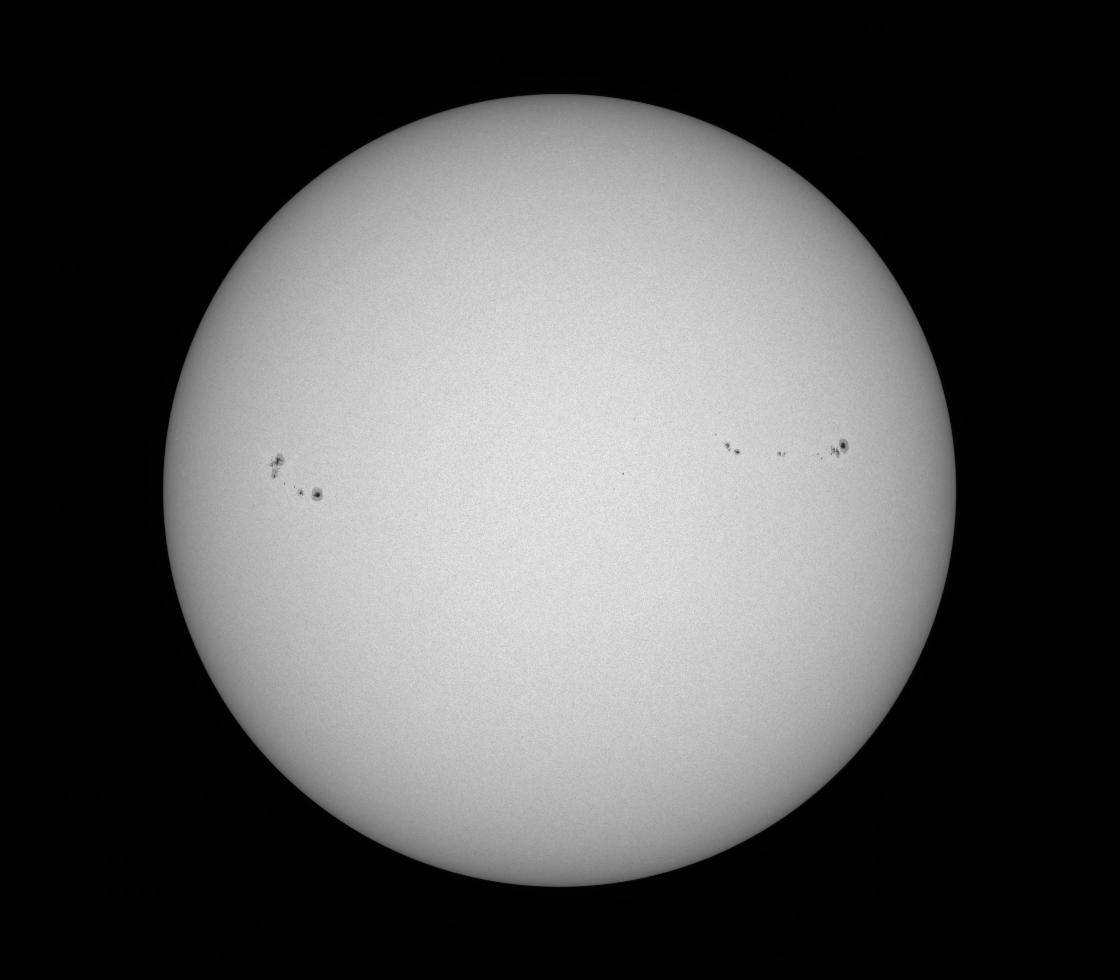 Solar Dynamics Observatory 2017-08-23T09:45:54Z