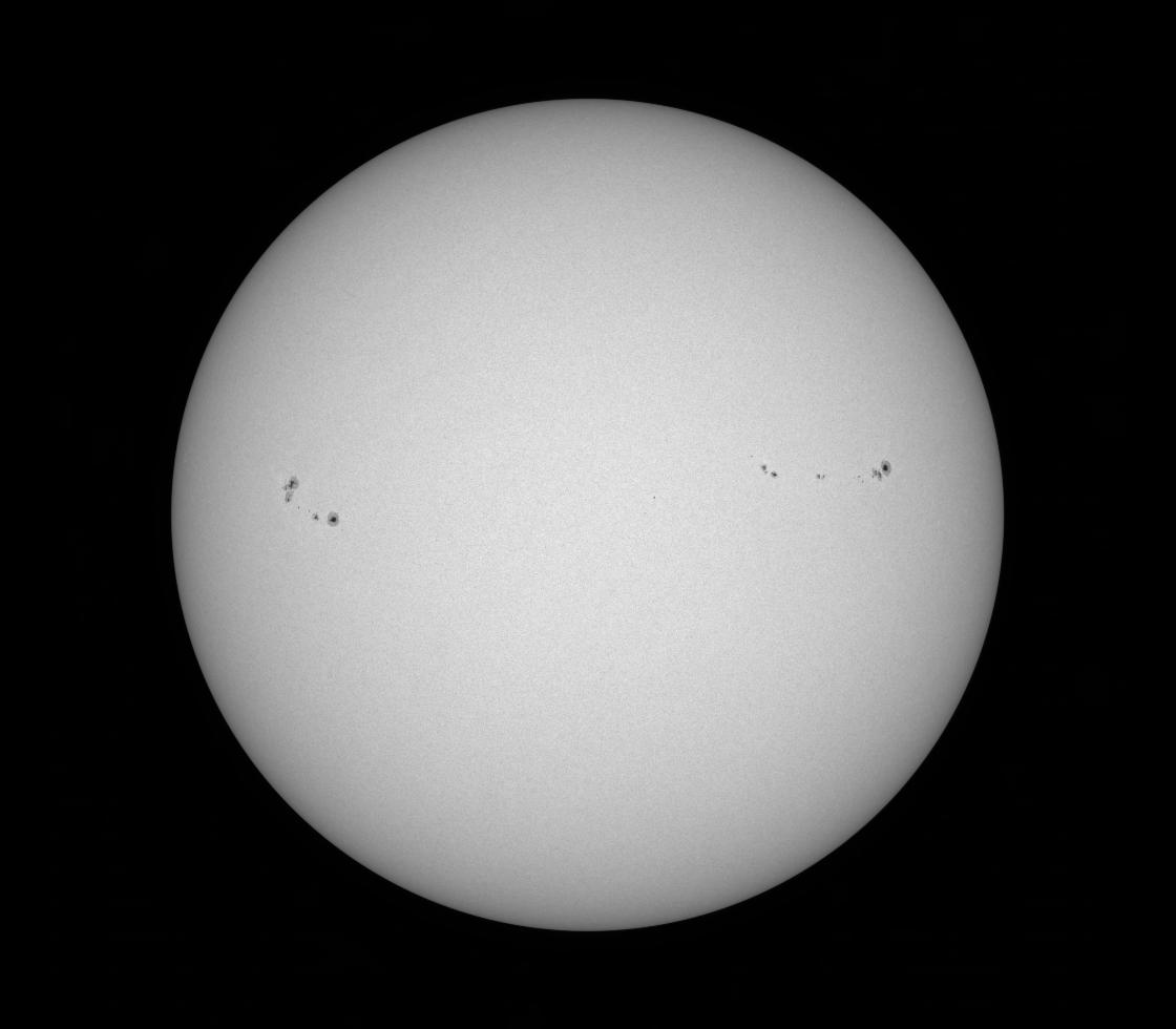 Solar Dynamics Observatory 2017-08-23T09:47:53Z