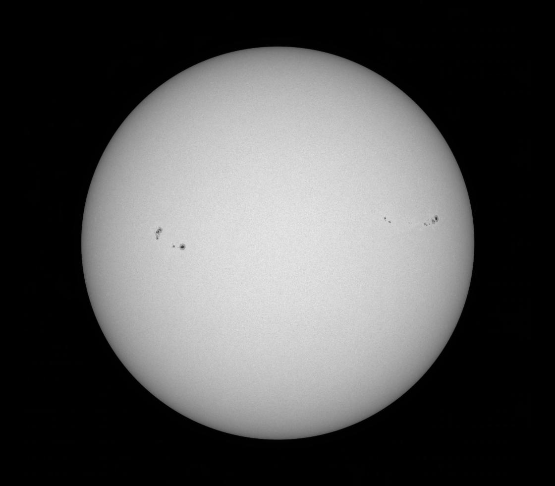 Solar Dynamics Observatory 2017-08-24T00:51:20Z