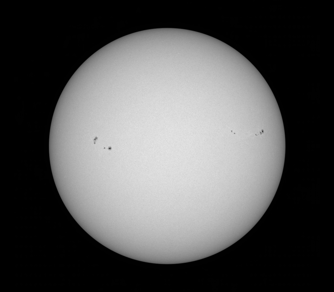 Solar Dynamics Observatory 2017-08-24T00:51:47Z