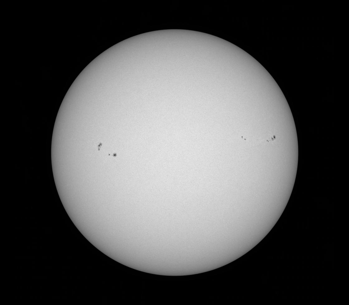 Solar Dynamics Observatory 2017-08-24T00:52:49Z