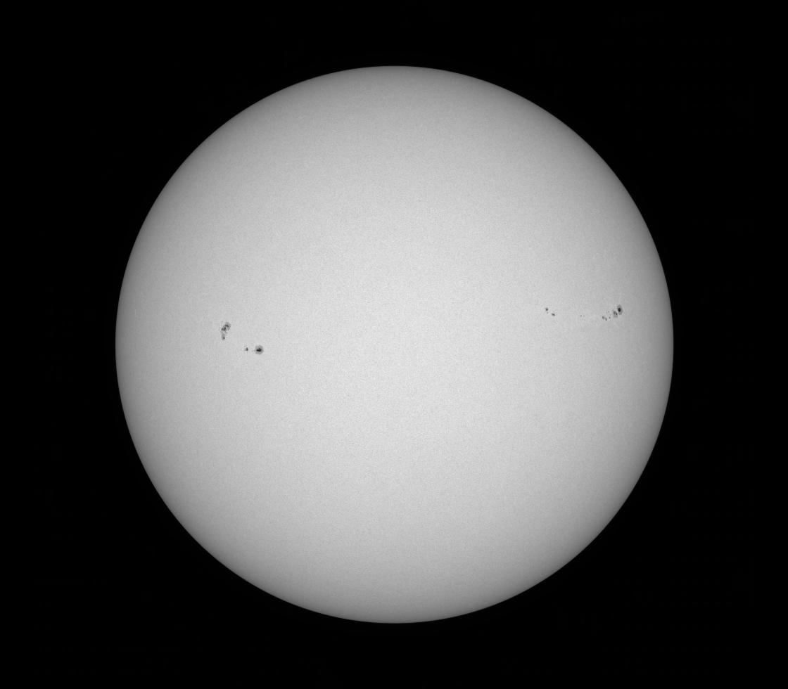 Solar Dynamics Observatory 2017-08-24T00:53:34Z