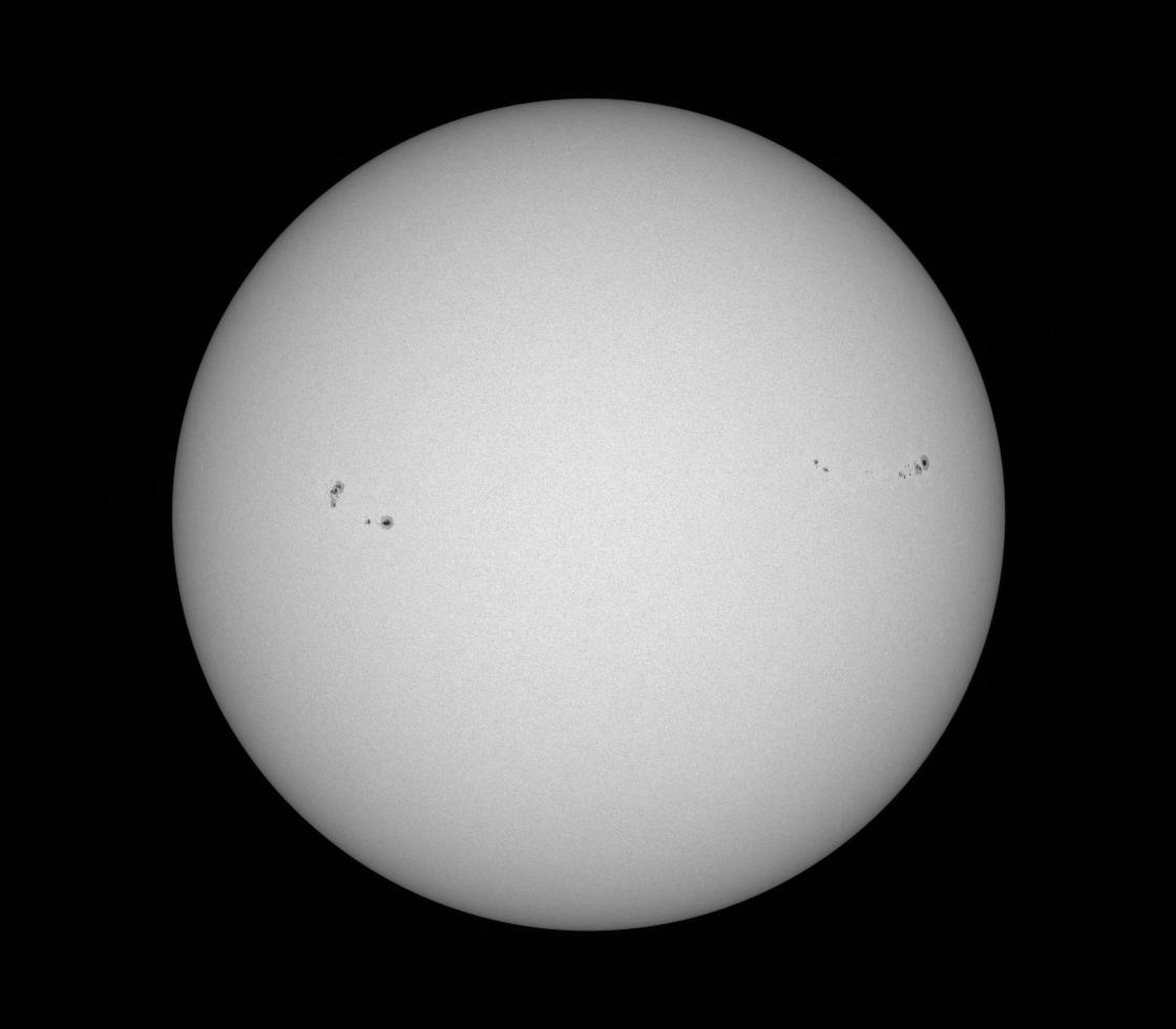Solar Dynamics Observatory 2017-08-24T00:55:13Z