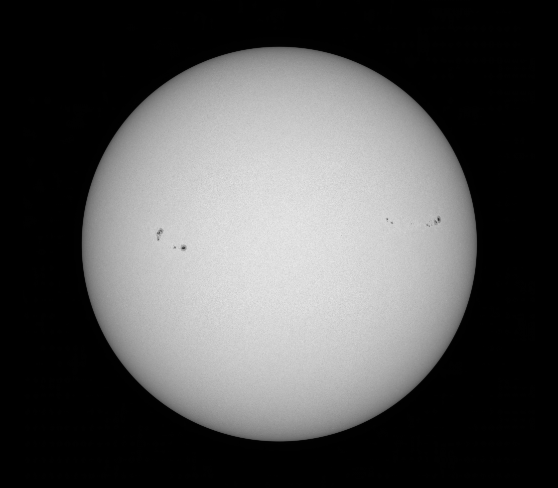 Solar Dynamics Observatory 2017-08-24T00:55:45Z