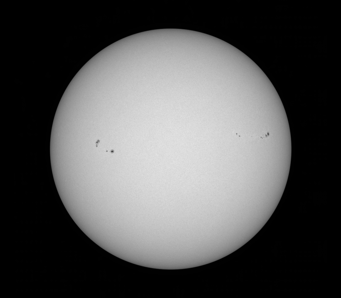 Solar Dynamics Observatory 2017-08-24T00:59:04Z