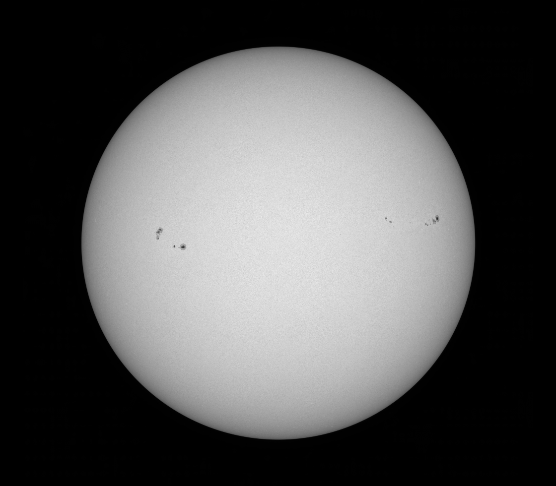 Solar Dynamics Observatory 2017-08-24T00:59:29Z
