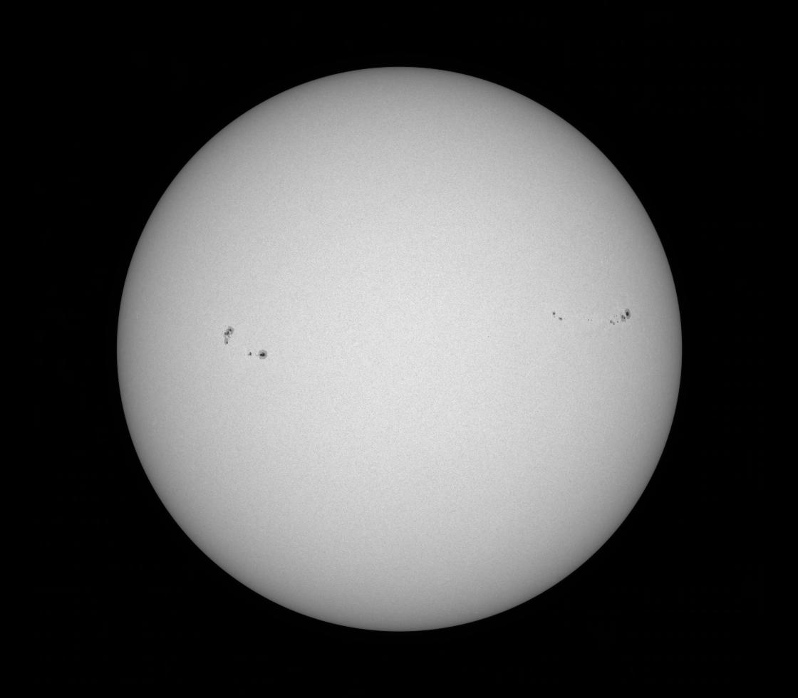 Solar Dynamics Observatory 2017-08-24T01:00:03Z