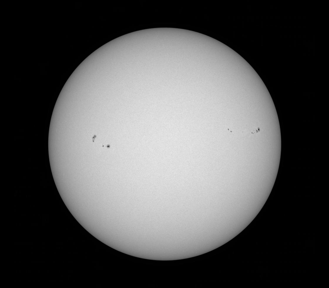 Solar Dynamics Observatory 2017-08-24T01:00:57Z