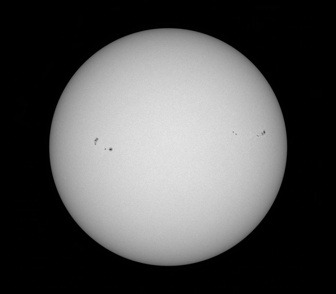 Solar Dynamics Observatory 2017-08-24T01:03:10Z