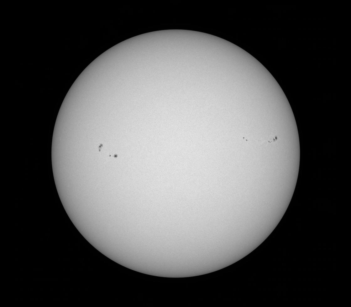 Solar Dynamics Observatory 2017-08-24T01:03:38Z