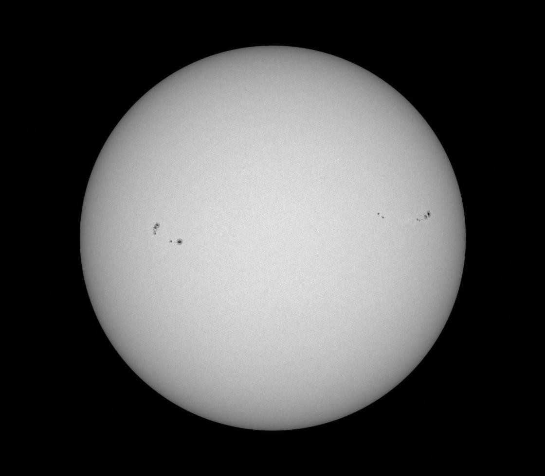 Solar Dynamics Observatory 2017-08-24T01:04:38Z