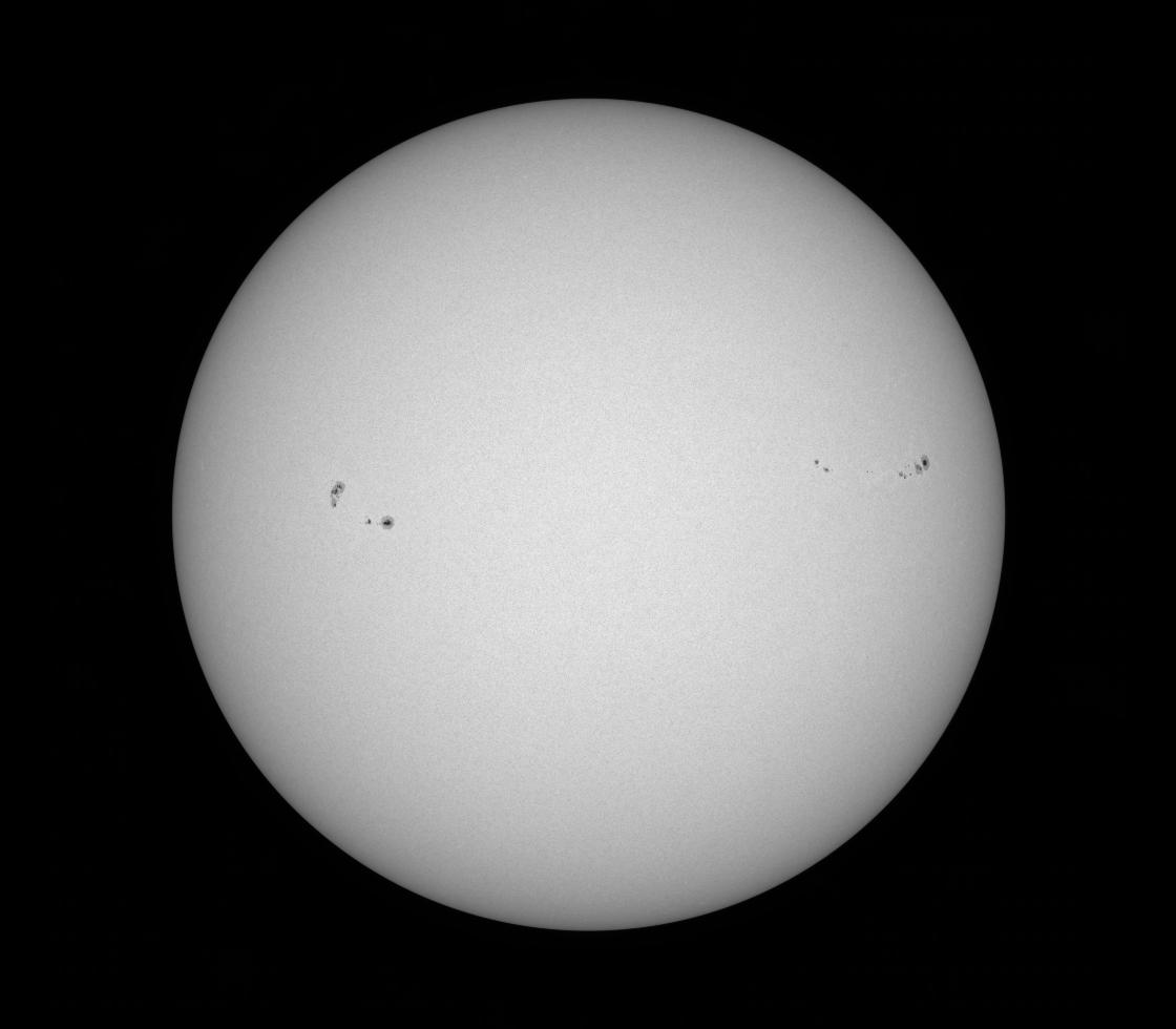 Solar Dynamics Observatory 2017-08-24T01:05:25Z
