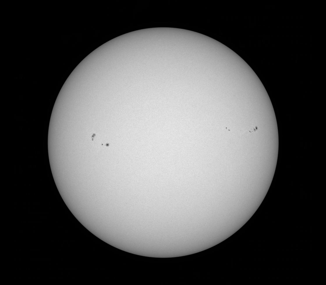 Solar Dynamics Observatory 2017-08-24T01:05:35Z