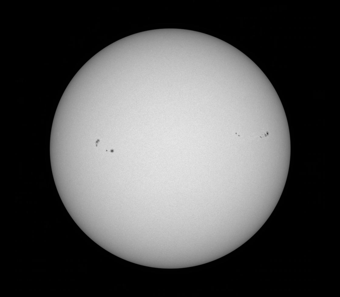 Solar Dynamics Observatory 2017-08-24T01:07:27Z