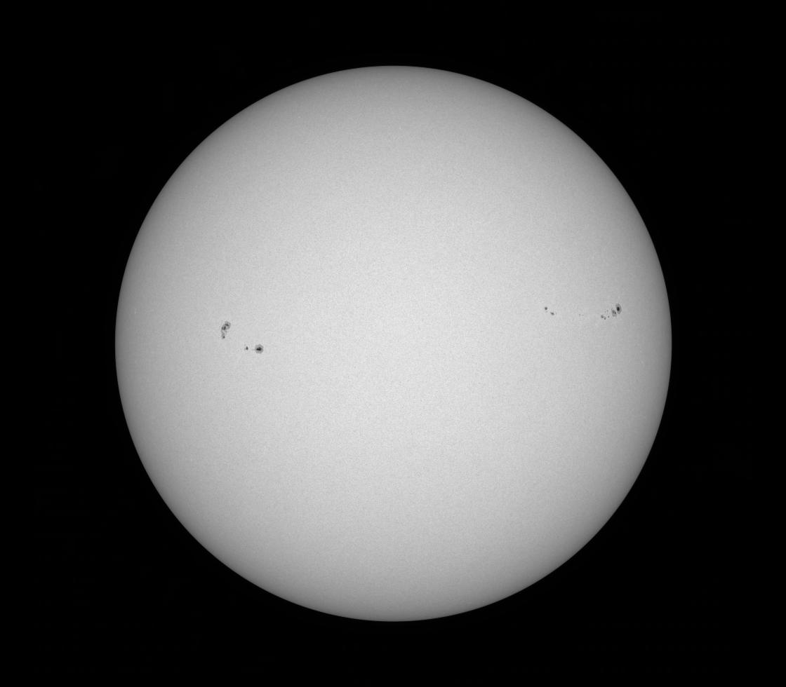 Solar Dynamics Observatory 2017-08-24T01:08:43Z