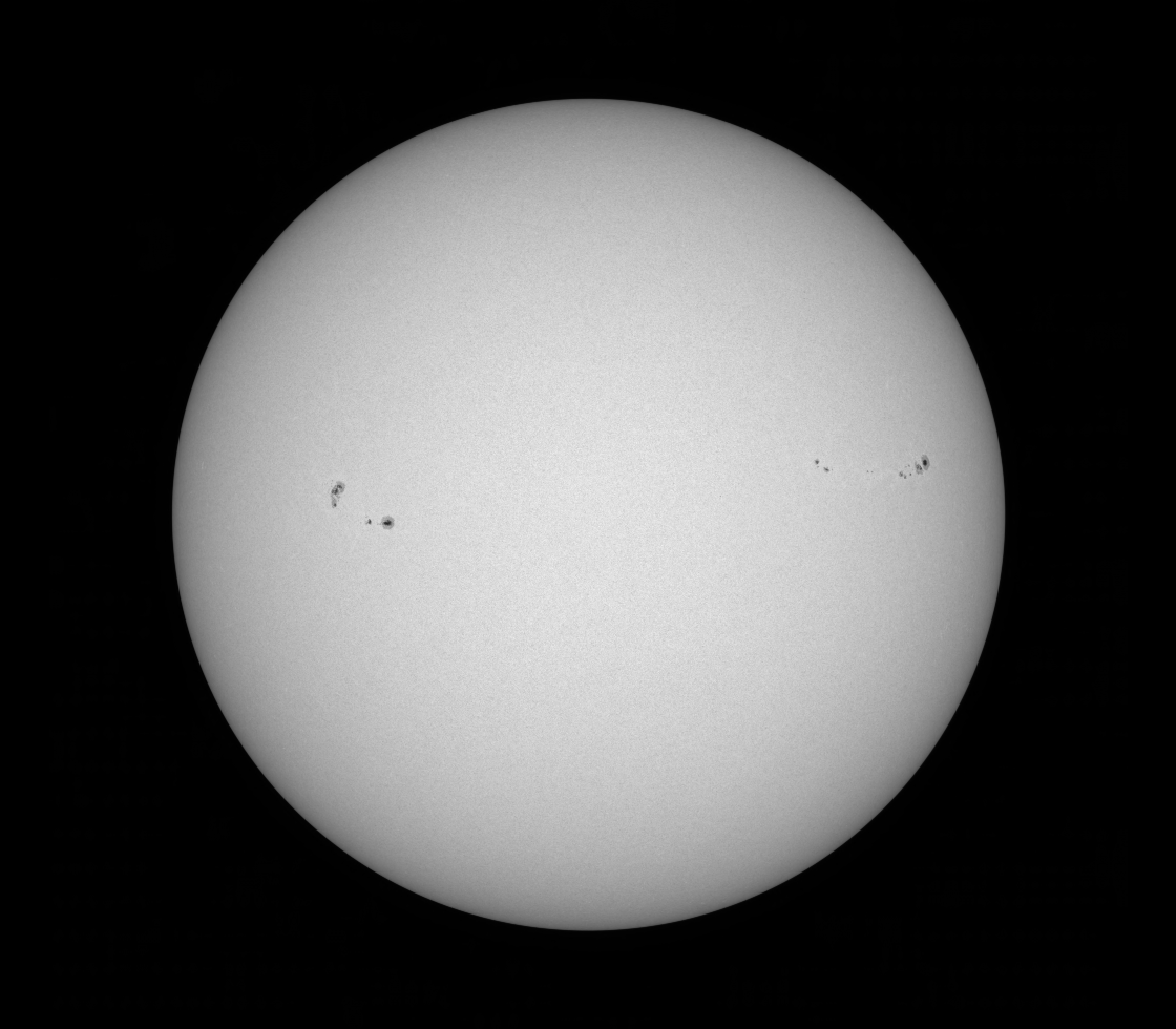 Solar Dynamics Observatory 2017-08-24T01:10:04Z