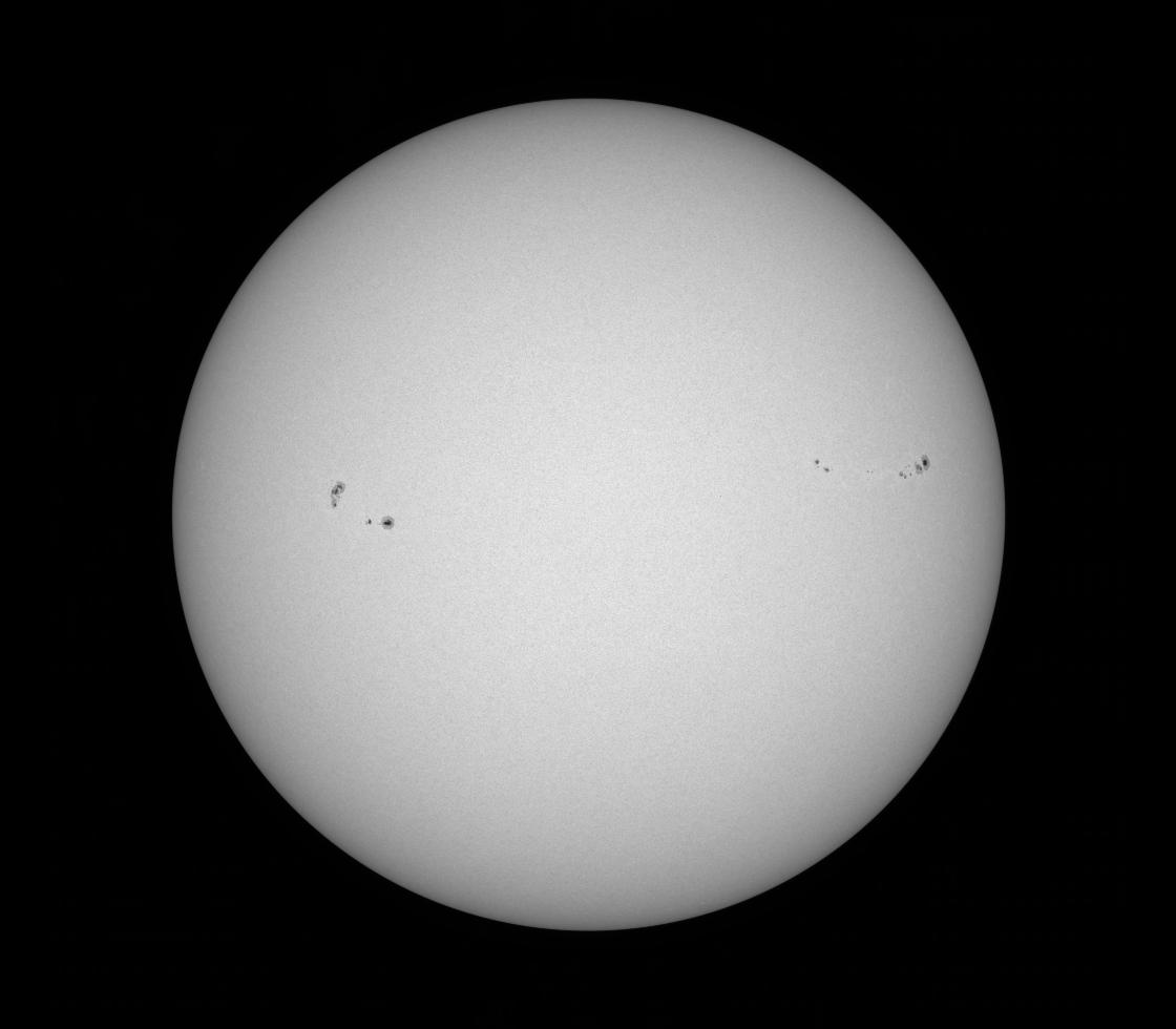 Solar Dynamics Observatory 2017-08-24T01:10:57Z