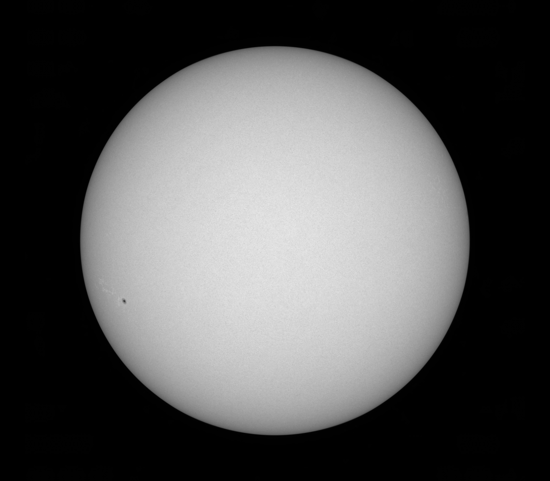 Solar Dynamics Observatory 2017-09-22T11:25:53Z