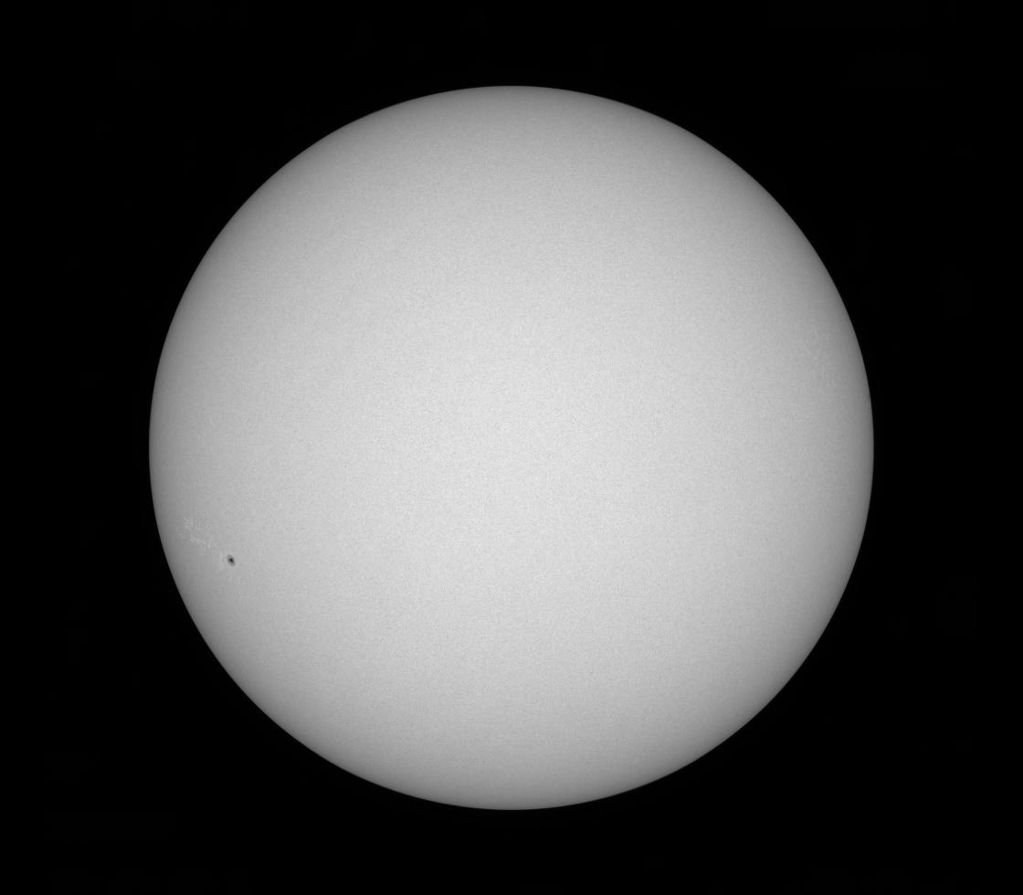 Solar Dynamics Observatory 2017-09-22T11:28:33Z