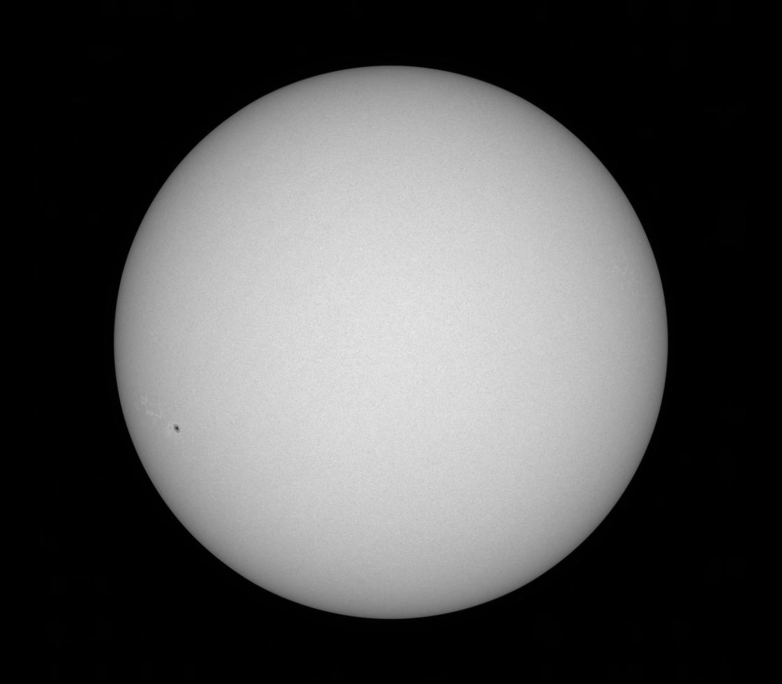 Solar Dynamics Observatory 2017-09-22T11:30:20Z