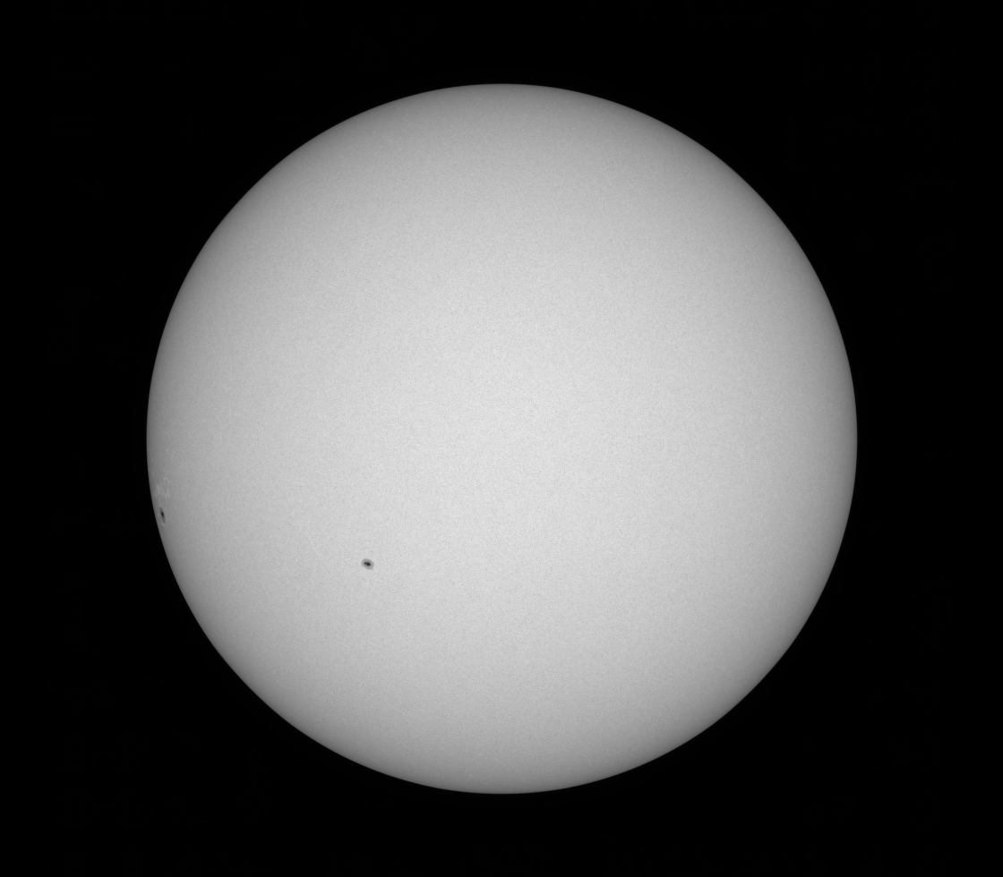 Solar Dynamics Observatory 2017-09-24T17:30:55Z