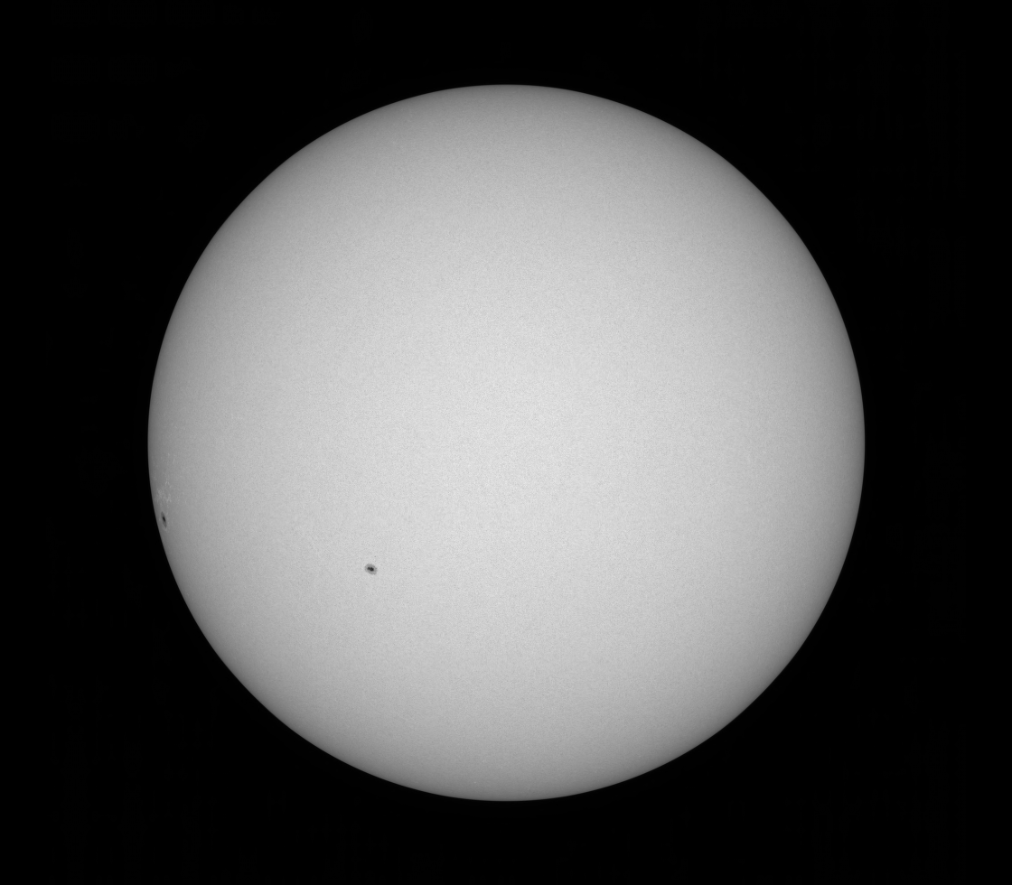 Solar Dynamics Observatory 2017-09-24T17:31:56Z