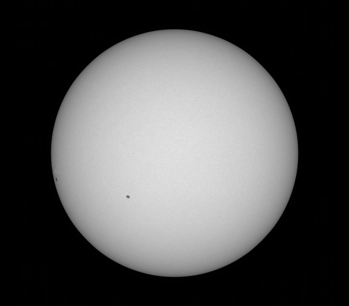 Solar Dynamics Observatory 2017-09-24T17:36:33Z