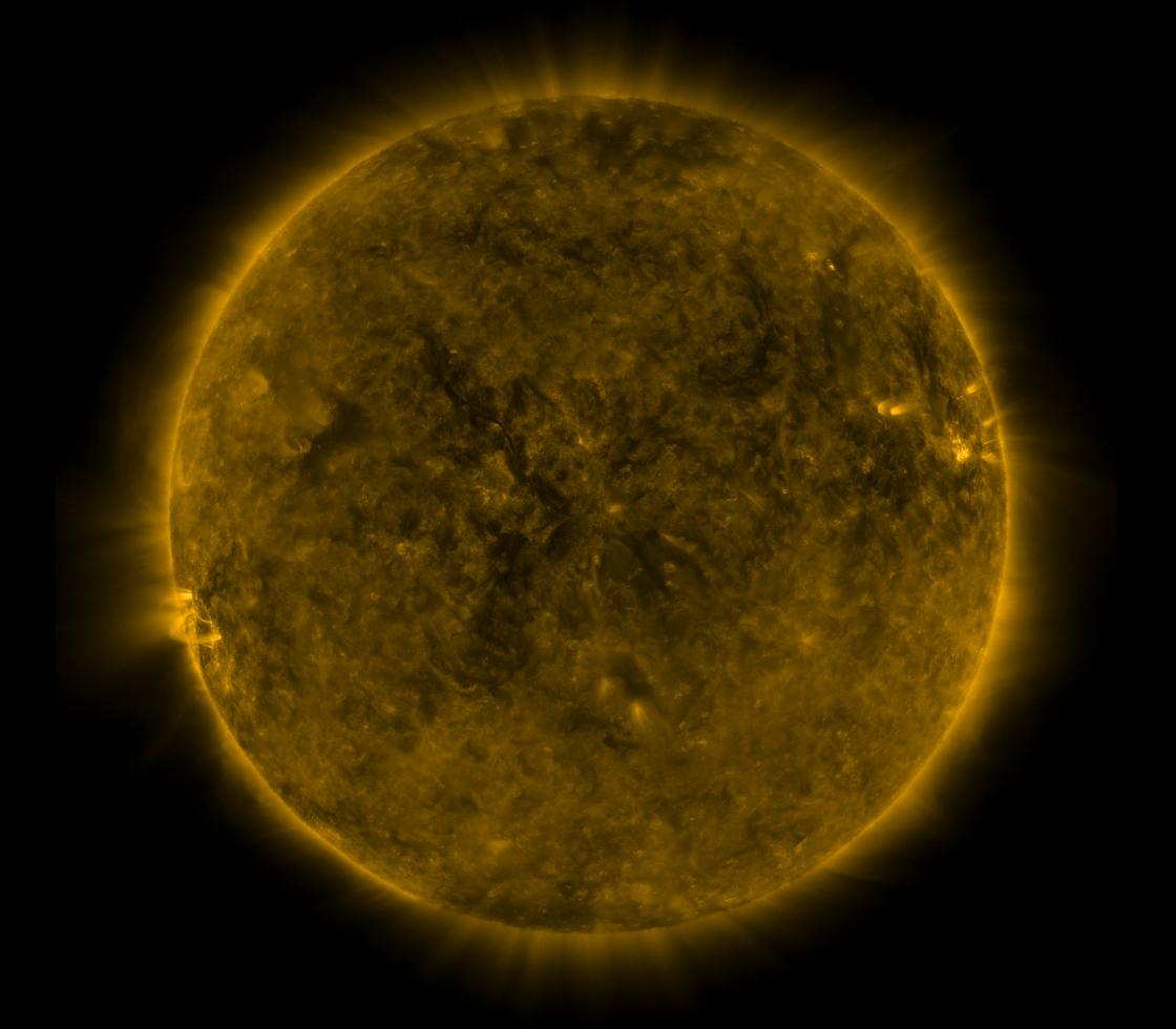 Solar Dynamics Observatory 2017-10-18T12:54:46Z