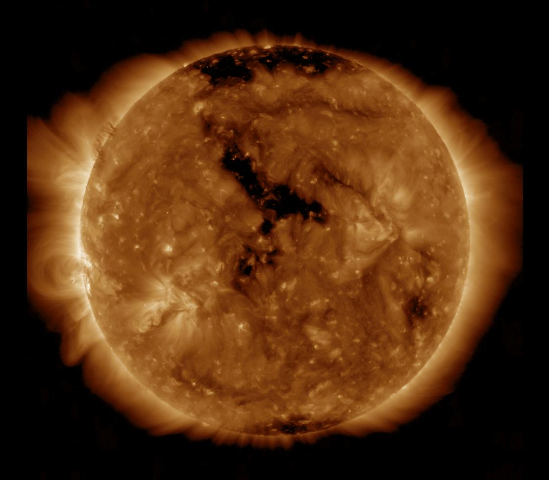 Solar Dynamics Observatory 2017-10-21T13:43:19Z