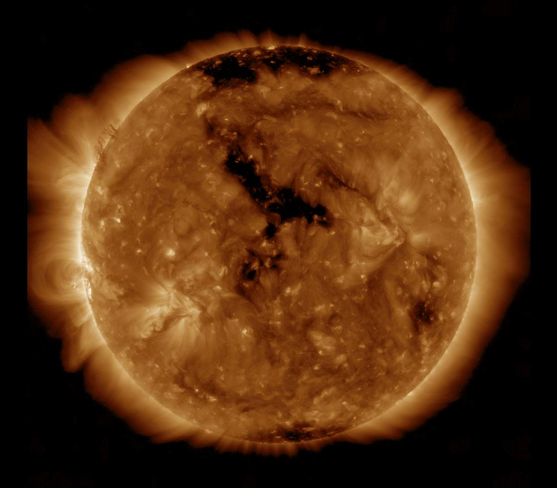 Solar Dynamics Observatory 2017-10-21T13:45:38Z