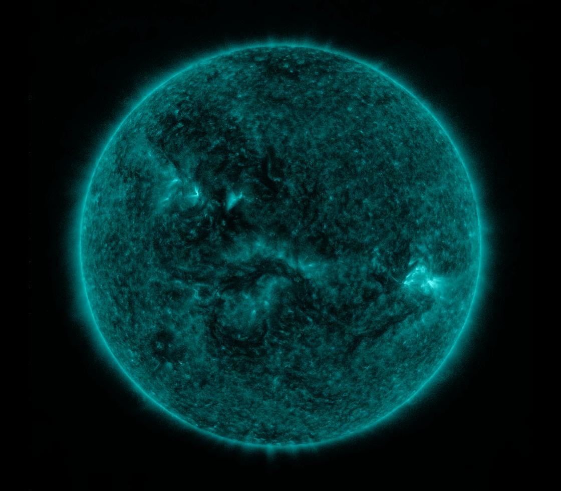 Solar Dynamics Observatory 2017-11-23T10:58:45Z