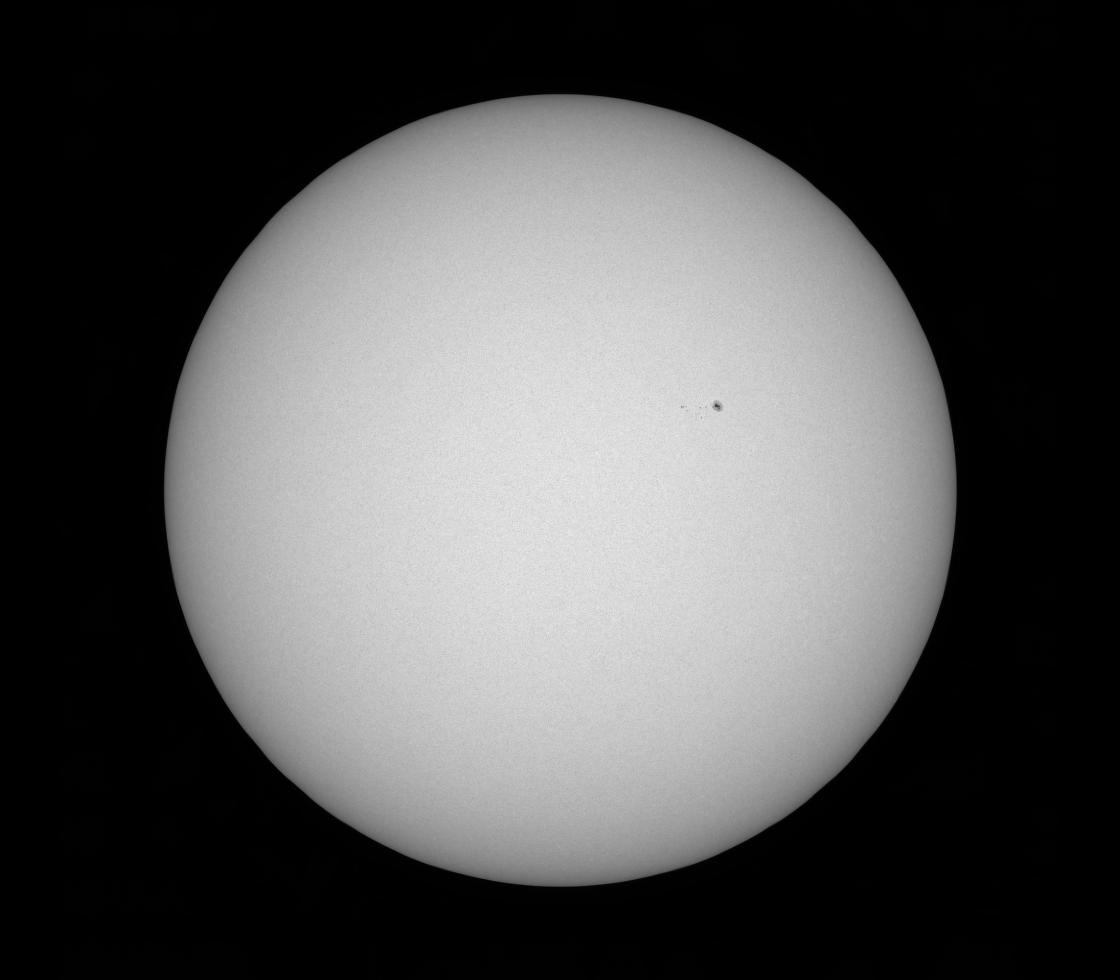 Solar Dynamics Observatory 2017-11-25T05:30:23Z