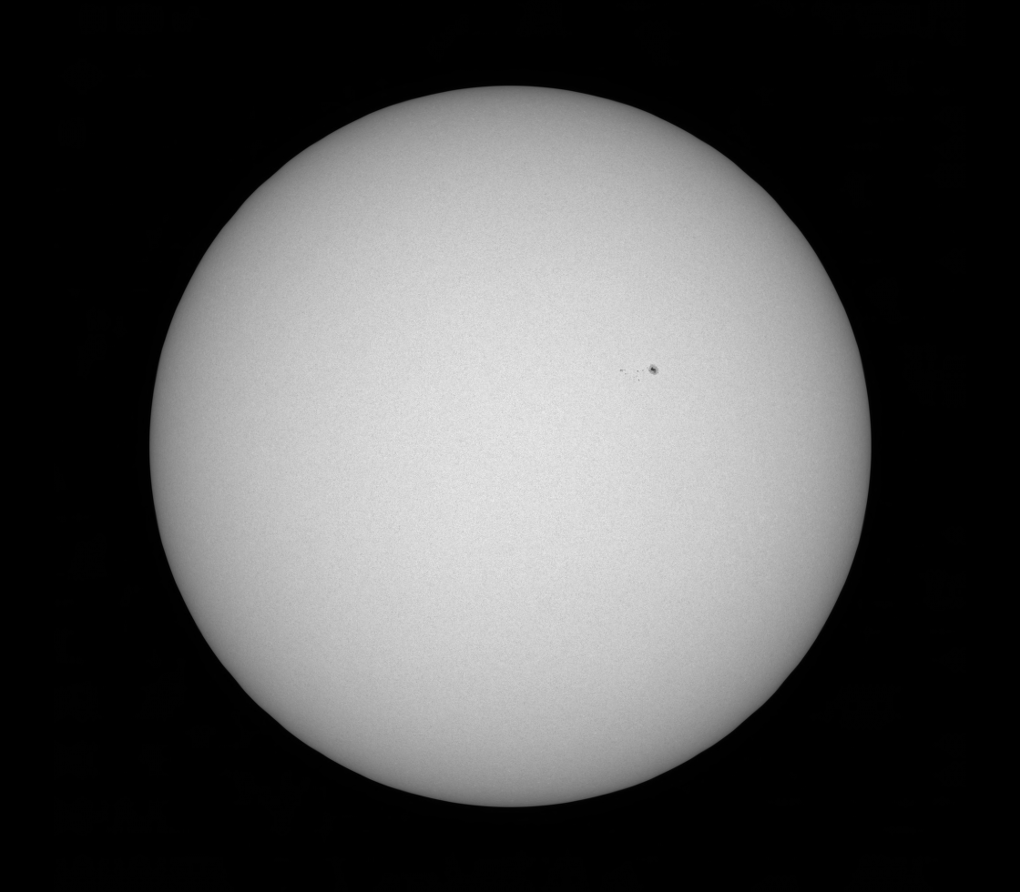 Solar Dynamics Observatory 2017-11-25T05:36:06Z