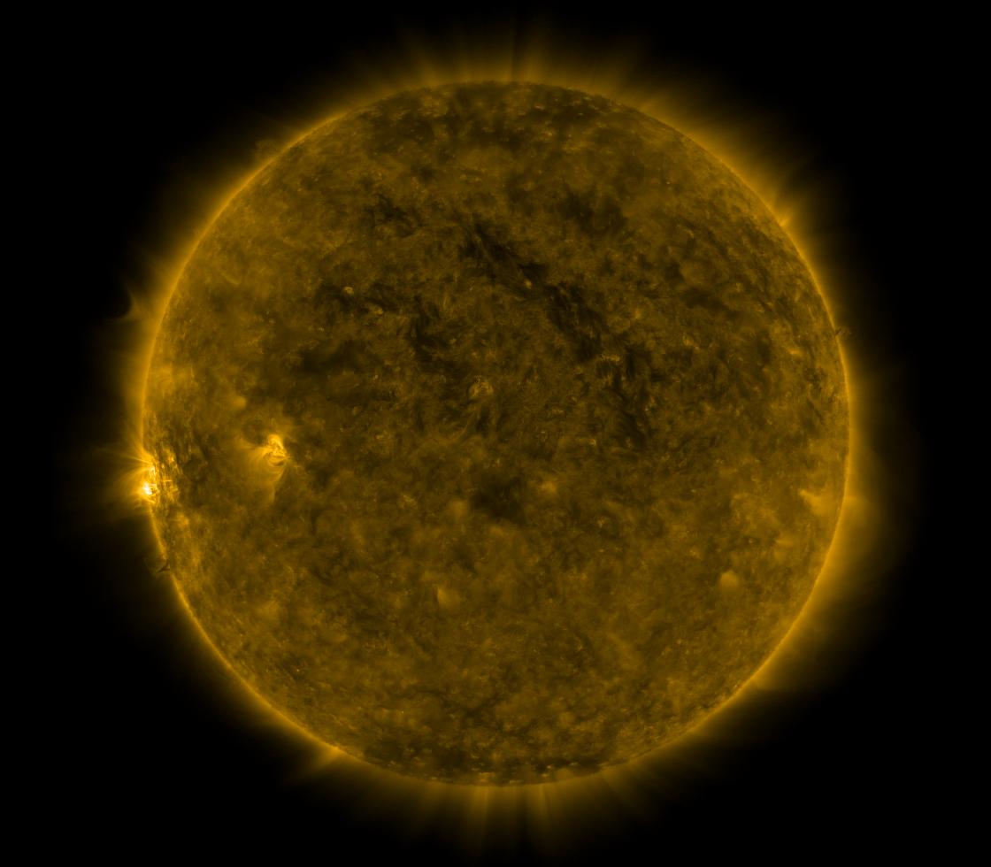 Solar Dynamics Observatory 2017-12-11T09:21:02Z