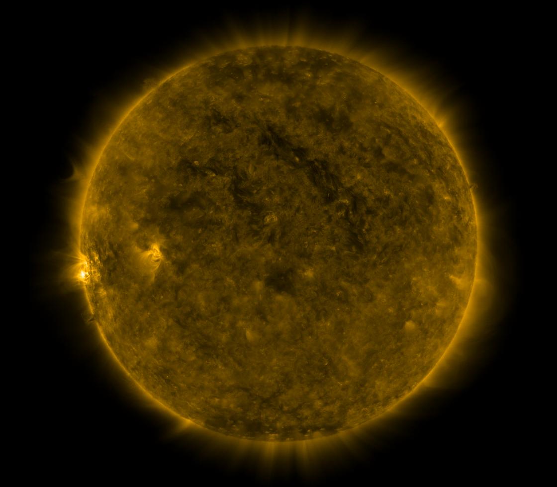 Solar Dynamics Observatory 2017-12-11T09:31:43Z
