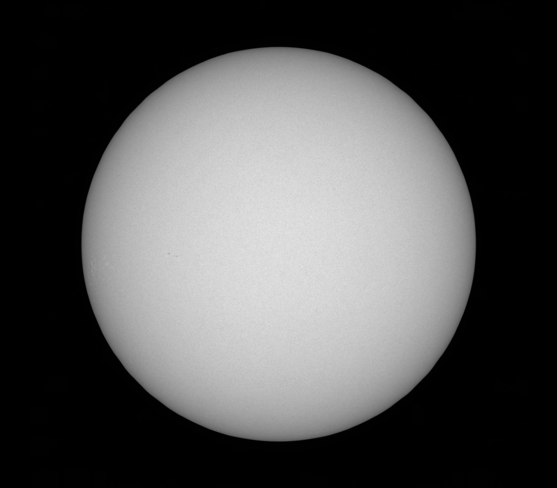 Solar Dynamics Observatory 2017-12-11T19:00:20Z